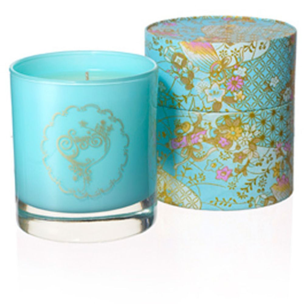 Turquoise candles for the house Da crib Pinterest House