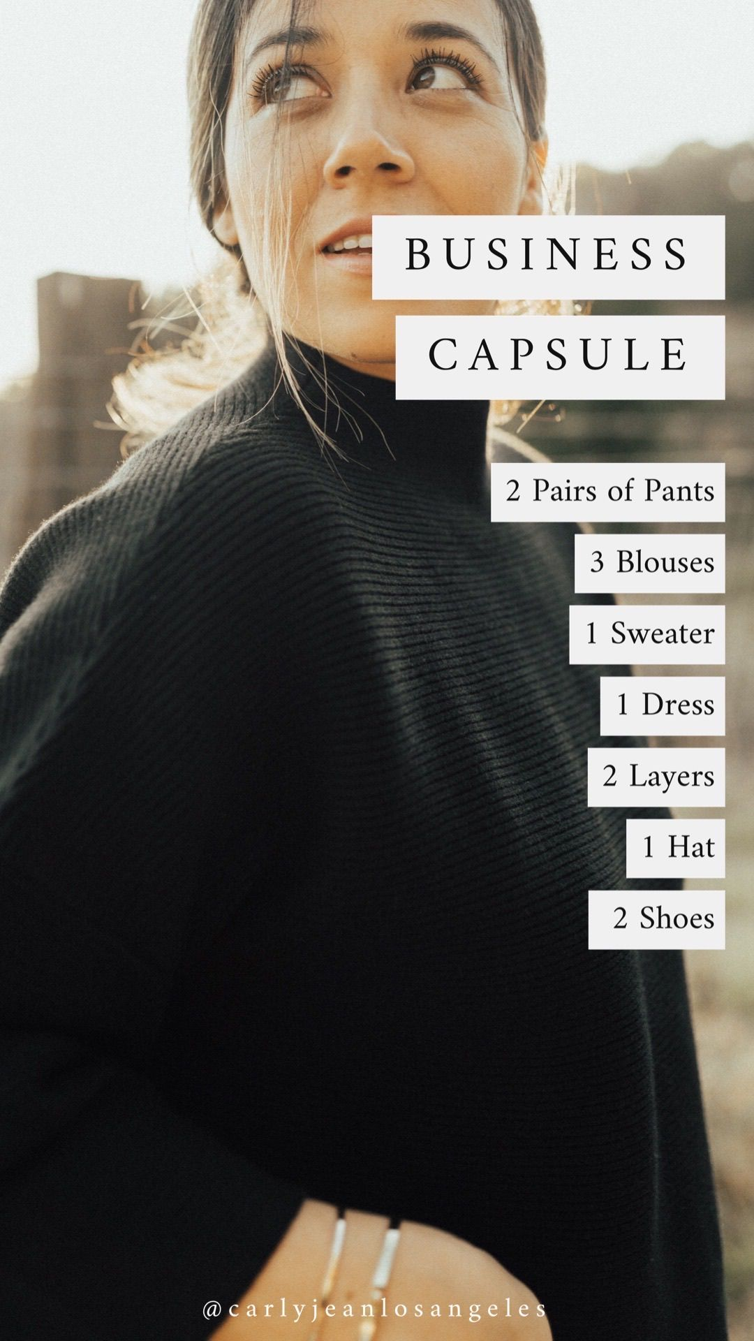 Attention Working gals!! This capsule is here to make