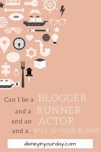 I love blogging, but struggle sometimes with balancing the blog and everything else I do - my job, other hobbies, and family.