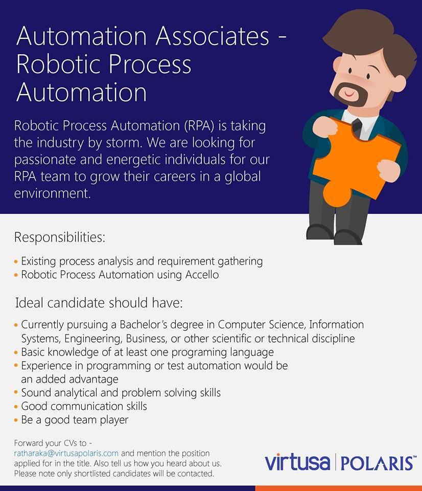 Automation Associates Robotic Process Automation at