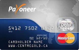 Get Paid Faster Your Way The Payoneer Prepaid Debit Mastercard Card Sign Up Now And Earn 25 Prepaid Debit Cards Earn Free Money Cash Card