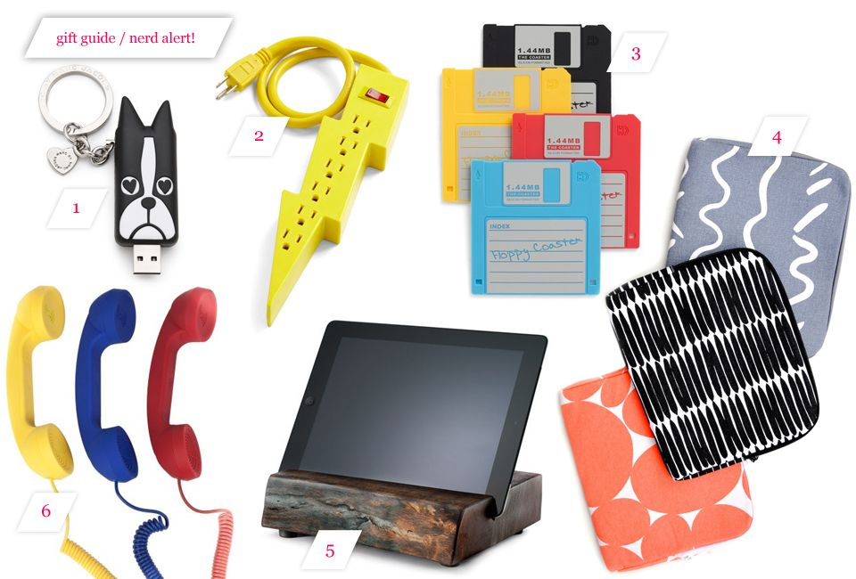 gift ideas for the nerd in your life! I guess I'm a nerd because I love all of these things