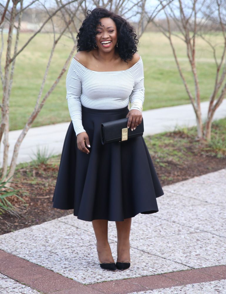 Plus size white dresses and skirts