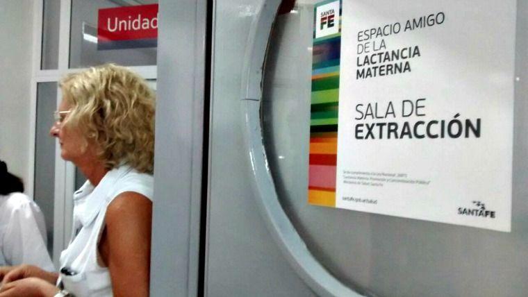 #Crean una sala de extracción de leche materna en el Hospital Provincial - Rosario3.com: Rosario3.com Crean una sala de extracción de leche…