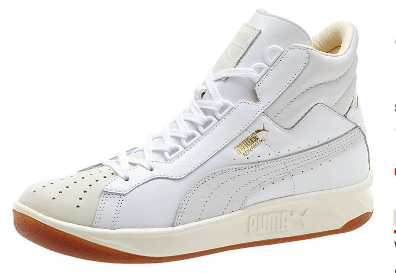 check out 6867d f8a90 Puma GV Special Lux, white/ cream/ gum | MY SHOES | Sneakers ...