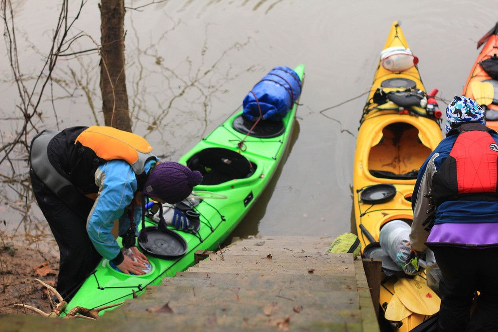 North Carolina S 6 Best Paddle Camping Platforms Kayak