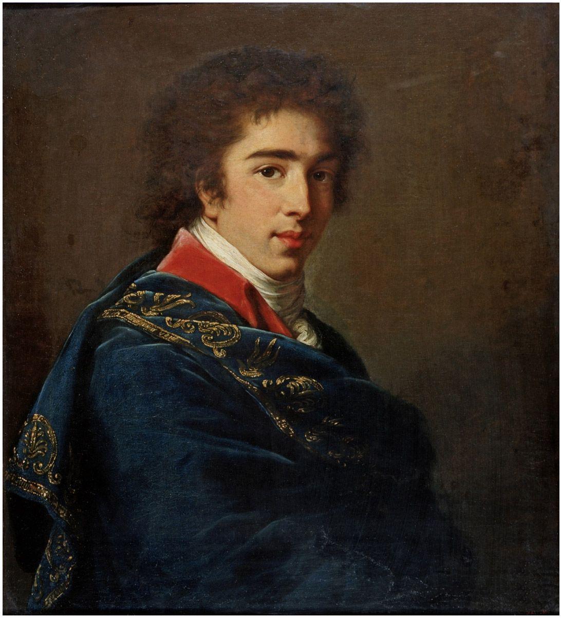 Prince Ivan Ivanovich Bariatinsky - 1800
