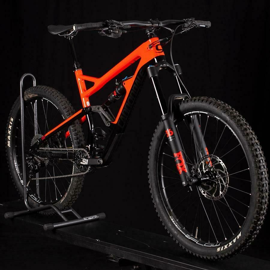 5a1bb512ae3 2018 Cannondale Jekyll Carbon 3 Mountain Bike Size L, 27.5
