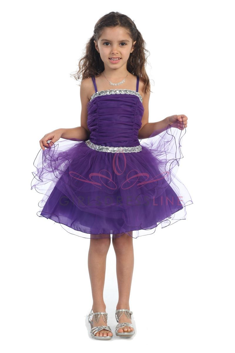 Dark purple flower girl dresses purple fancy multi tiered tulle dark purple flower girl dresses purple fancy multi tiered tulle skirt short flower girl dress izmirmasajfo Images