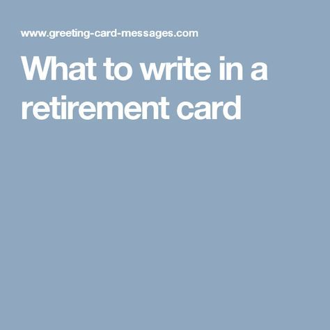 Retirement card message funny carlazosfo lots of house warming card messages you can write in your save time and effort by m4hsunfo