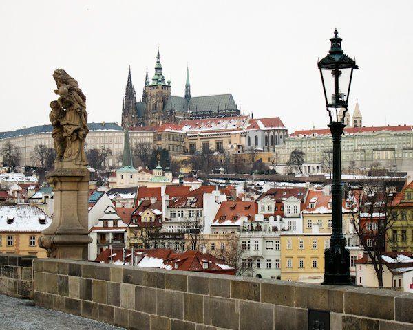 Prague...St Charles Bridge