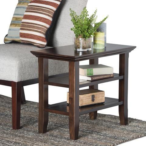 Acadian Narrow Side Table