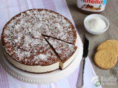 Ricetta cheesecake cocco e Nutella