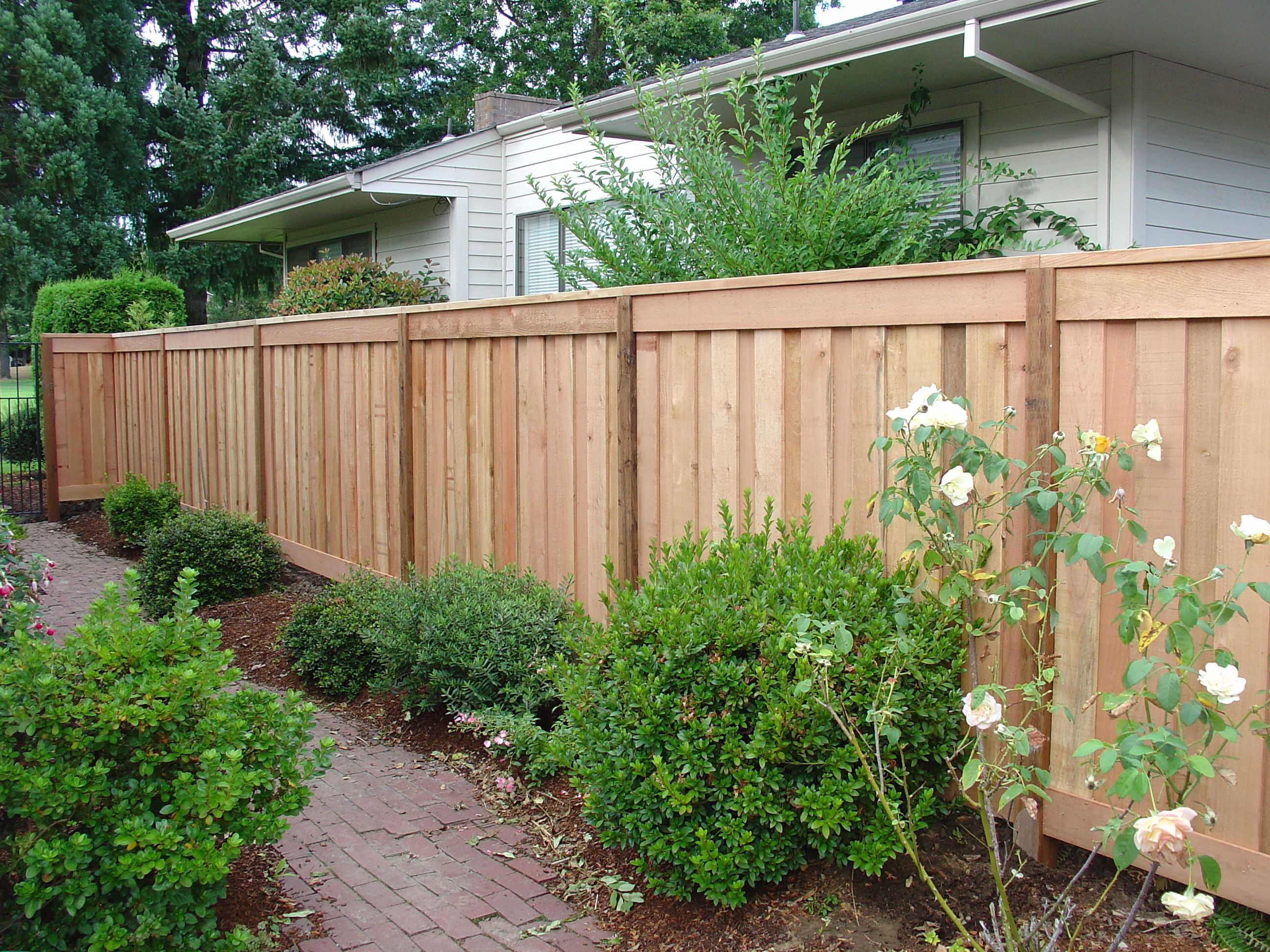 Fences by George and Gabe Professional Fencing and Decks ...