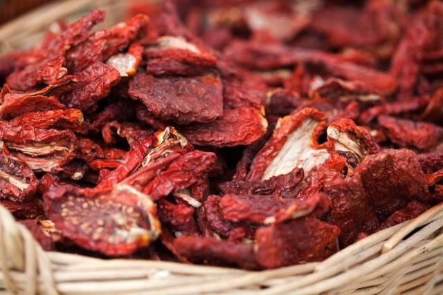 Homemade sun-dried tomatoes are quite easy to make at home. It's a great way to preserve tomatoes from a bountiful harvest or supermarket coup.