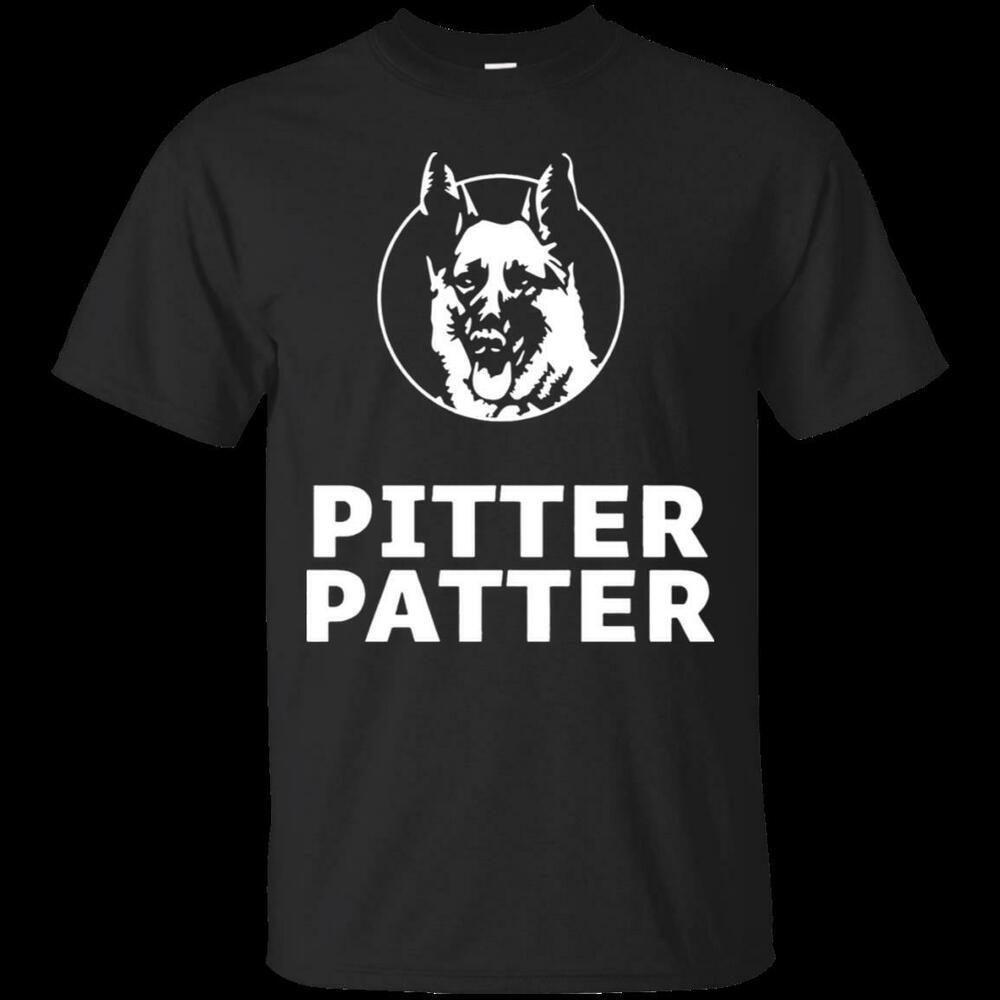 Funnyshirts Letterkenny Pitter Patter Cute Funny G200 Black Cotton T Shirt Men S 6xl Mens Tshirts Men Short Sleeve Mens Fashion Website