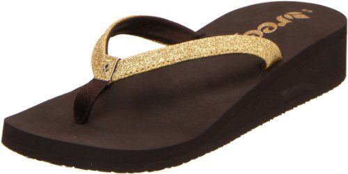 Reef Little Krystal Star Flip Flop (Toddler/Little Kid/Big Kid)
