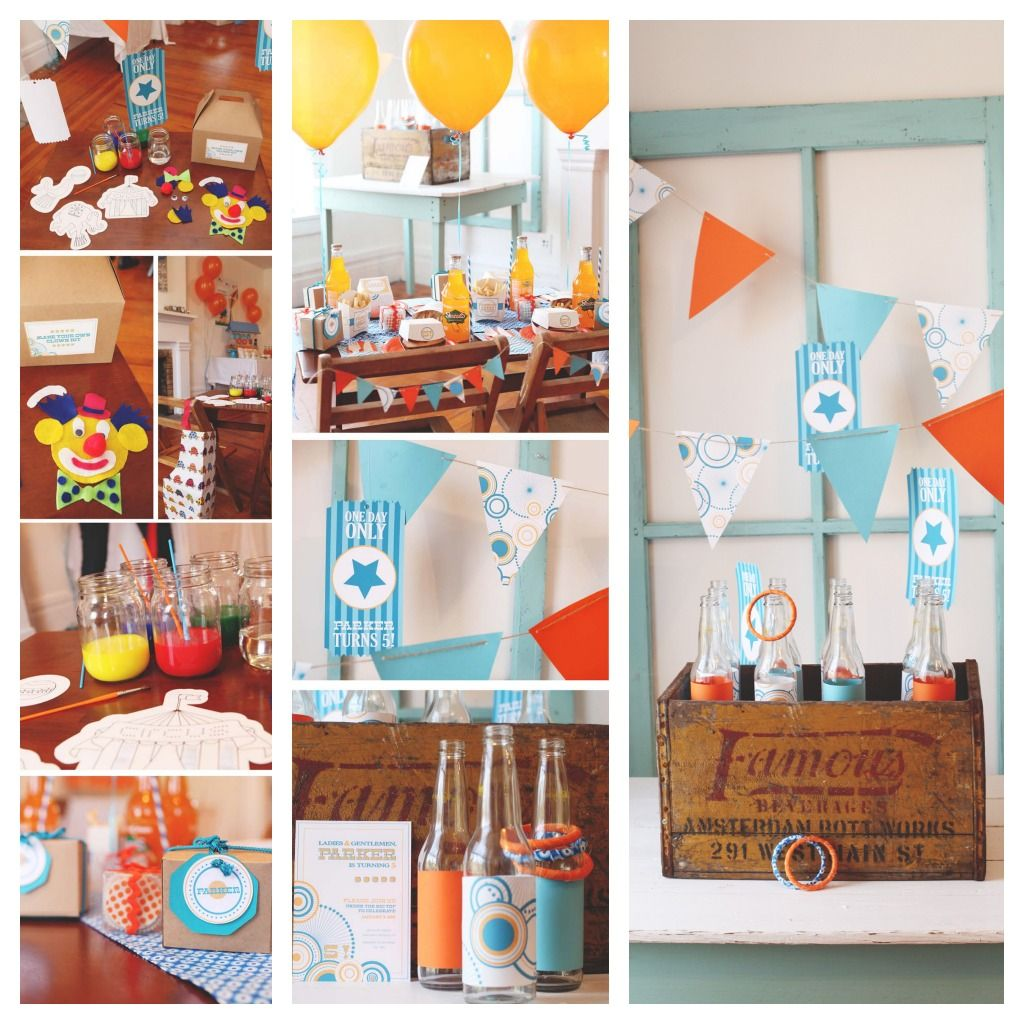 Birthday Party Ideas From The Pink Orange And Styled By Melissa Winter Birthday Parties Boy Birthday Parties Simple Birthday Party