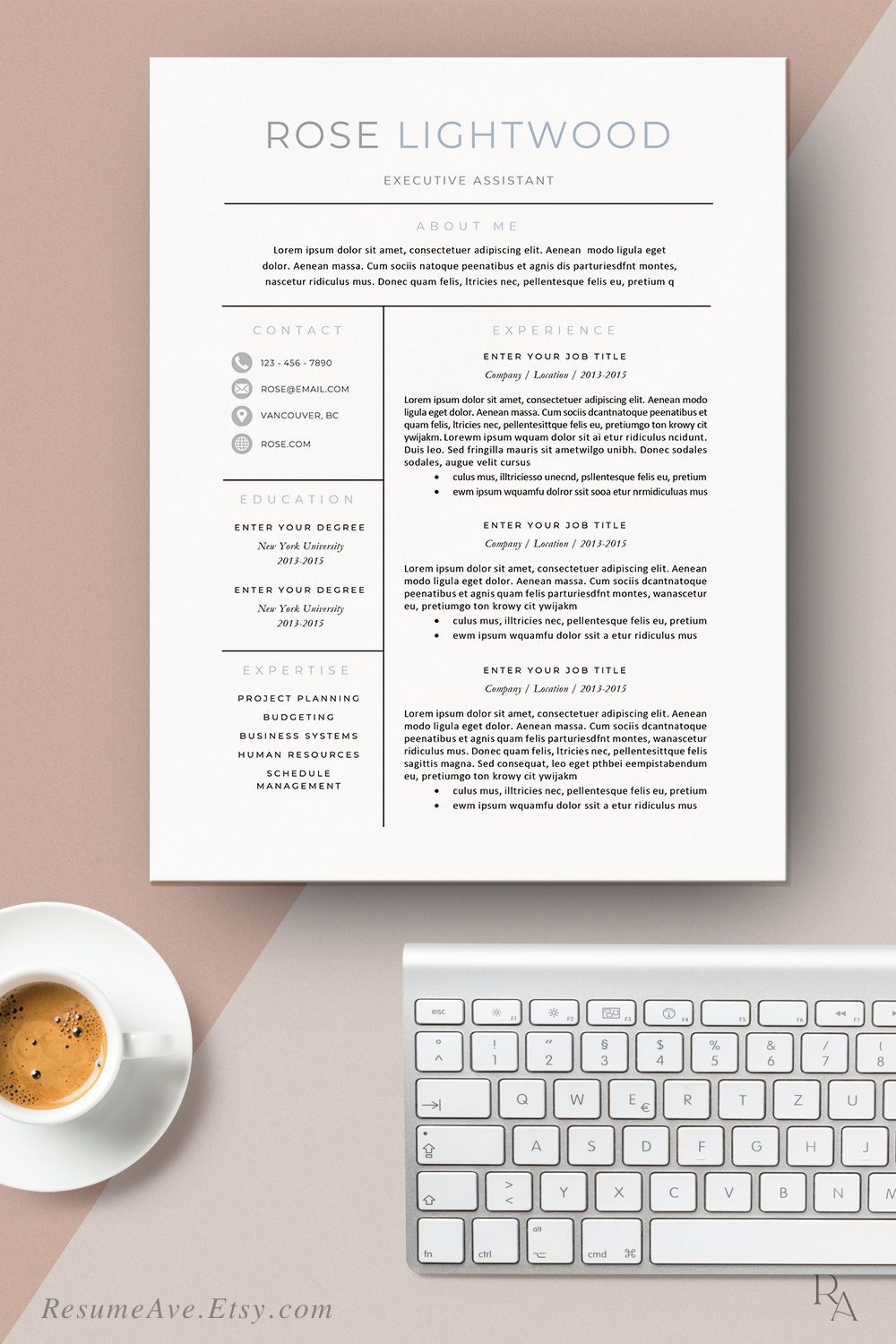 14+ How to make a resume header ideas in 2021