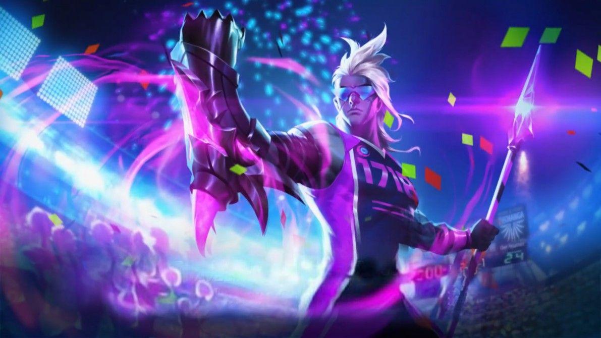 Idea By Kingril On Mobile Legends