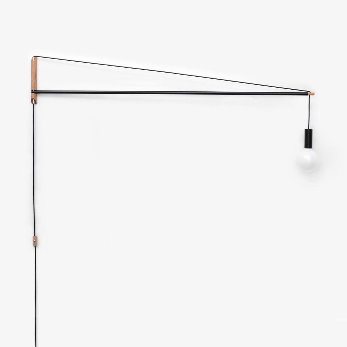 Crane Light 5 Black By Andrew Neyer