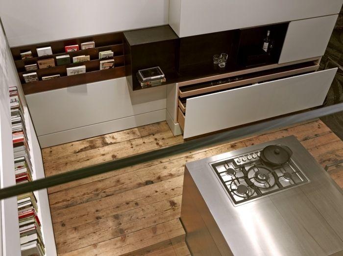 Funktionalität der Küche von Bulthaup | Küchenrückwand ...