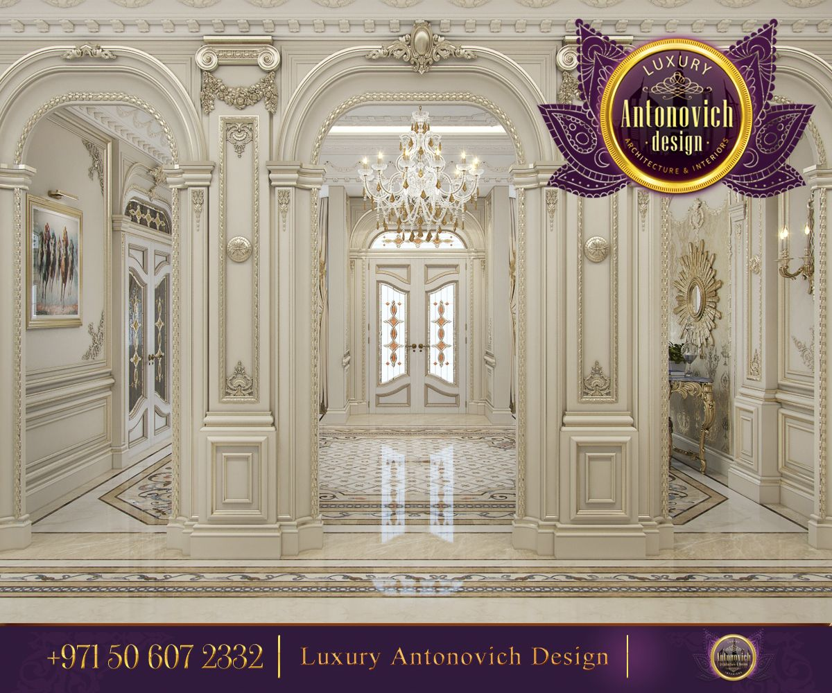 Beautiful dressing room design in dubai by luxury antonovich design - Exquisite Style From Luxury Antonovich Design Get Inspired By The Beautiful Things