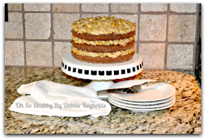 Mama Katt's Recipe for German Chocolate Cake - Oh So Shabby by Debbie
