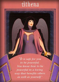 109 messages from your angels athena | numbers communication