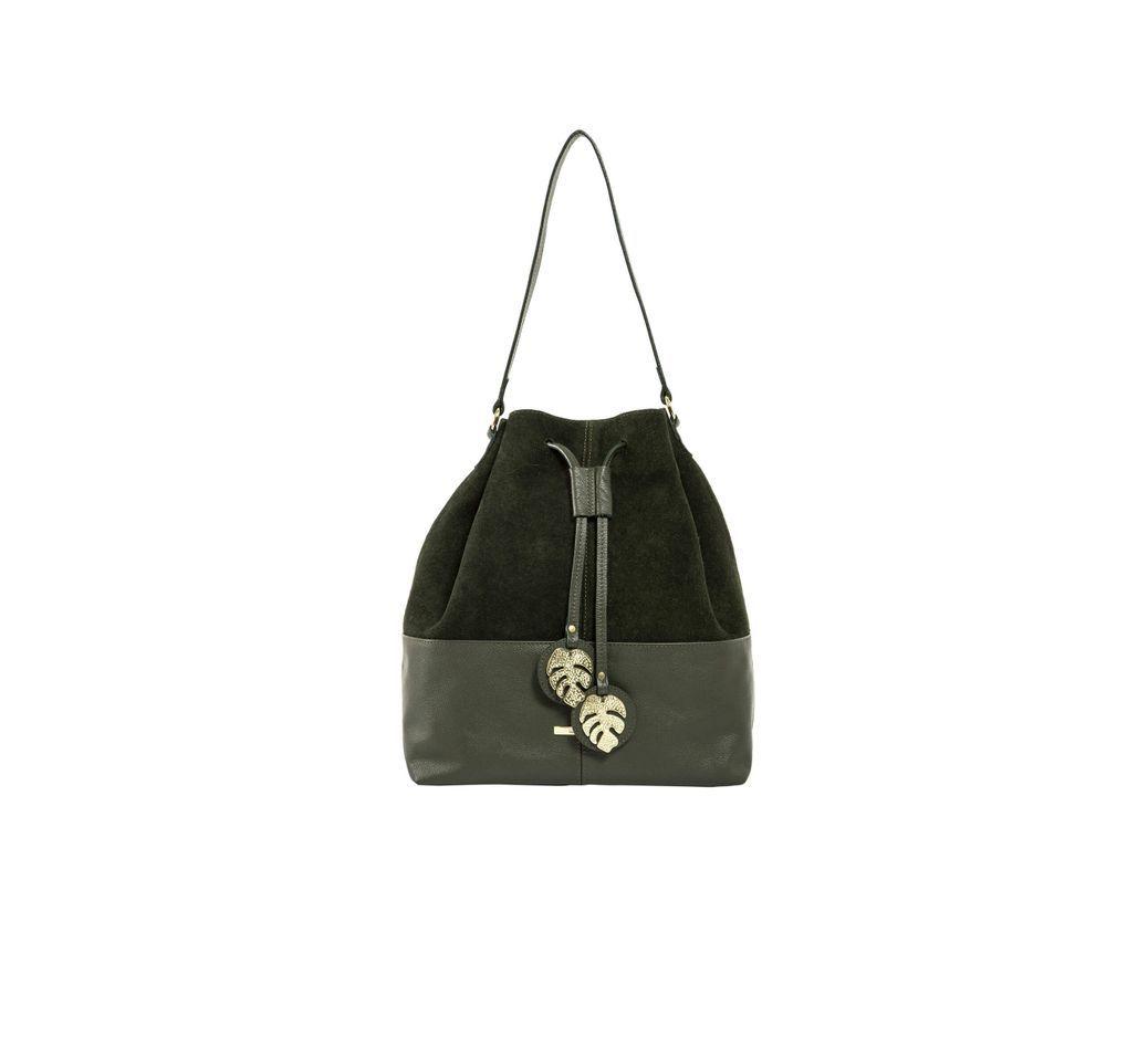 9167201ba57 Bolso shopping de cuero para mujer 7502