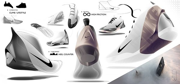 NIKE FREE CLIMB concept is an exploration of footwear design into the new  trend of urban