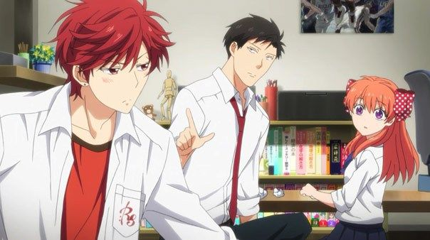 Gekkan Shoujo Nozakikun (With images) Romantic comedy