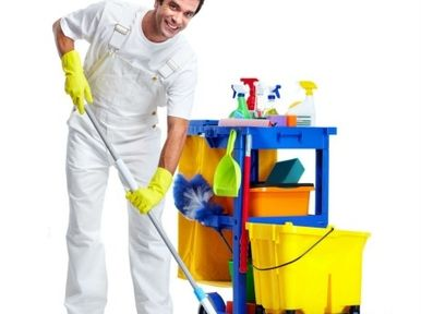 Male Philippino Cleaner Required for DOHA,QATAR