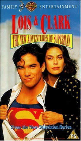 The New Adventures of Superman (1993–1997) In addition to fighting evil, Superman has a burning romance with Lois Lane in both his identities.