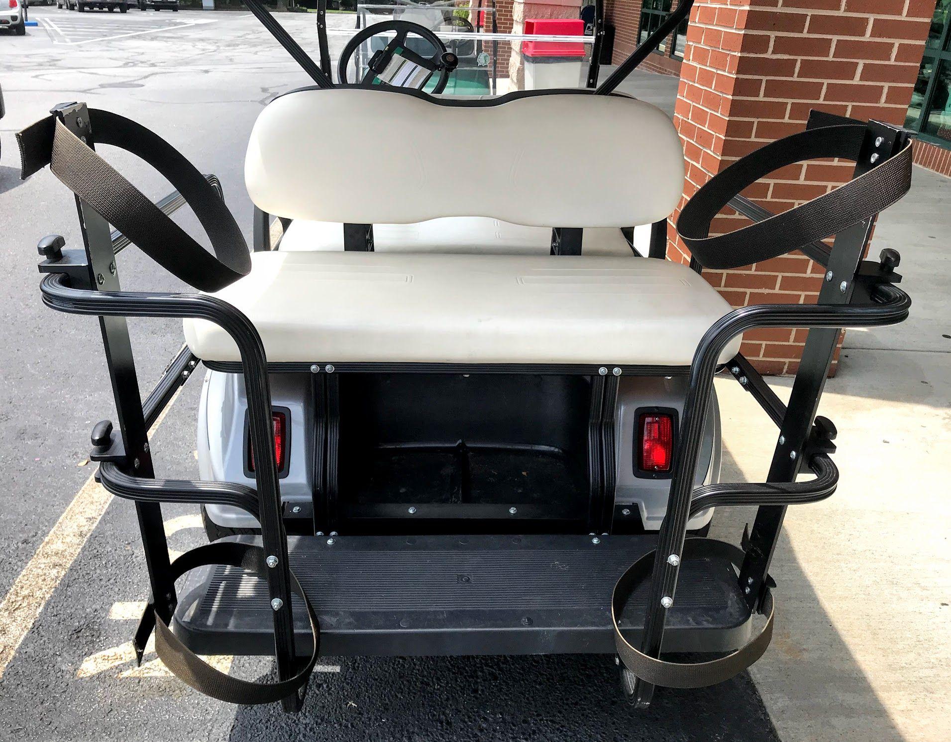 Rear Seat Golf Bag Rack Golf Bags Club Car Golf Cart Golf Cart Accessories