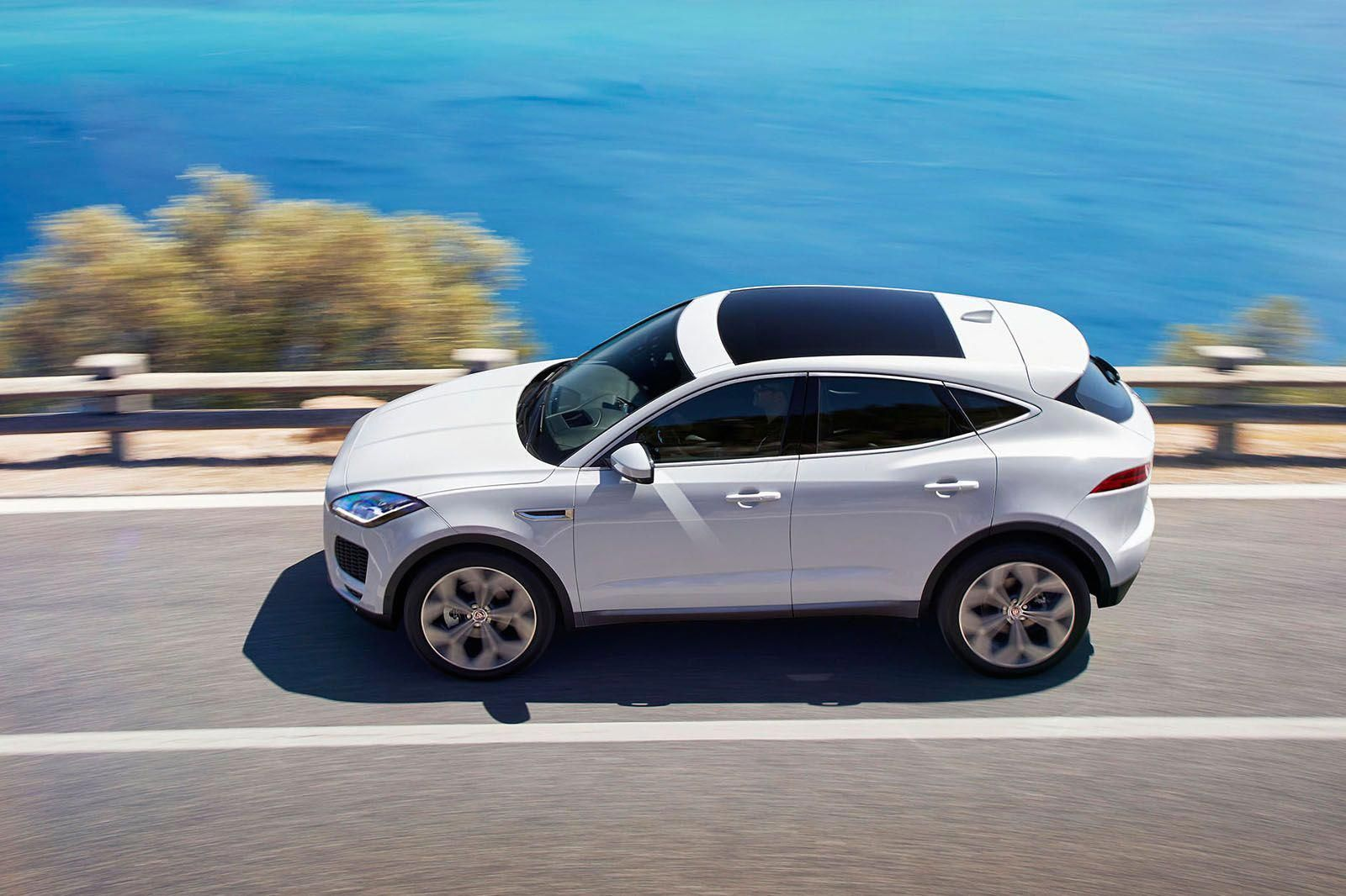 2018 Jaguar E-Pace officially revealed: release date ...