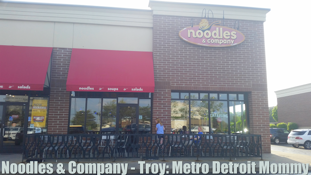 Noodles And Company Adds Grilled Orange Chicken Lo Mein To Its Menu Noodles And Company Metro Detroit Noodles