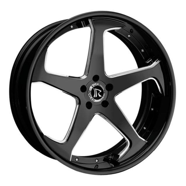 Hammer Wheels Rucci Hammer Rims Felgen Porsche