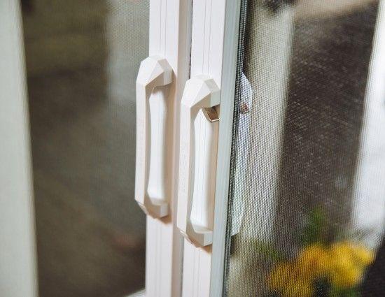 Retractable Screen Doors Customizable Door