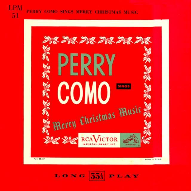 unwrap the 100 greatest christmas songs in pop history its beginning to look a lot like christmas perry como 1951