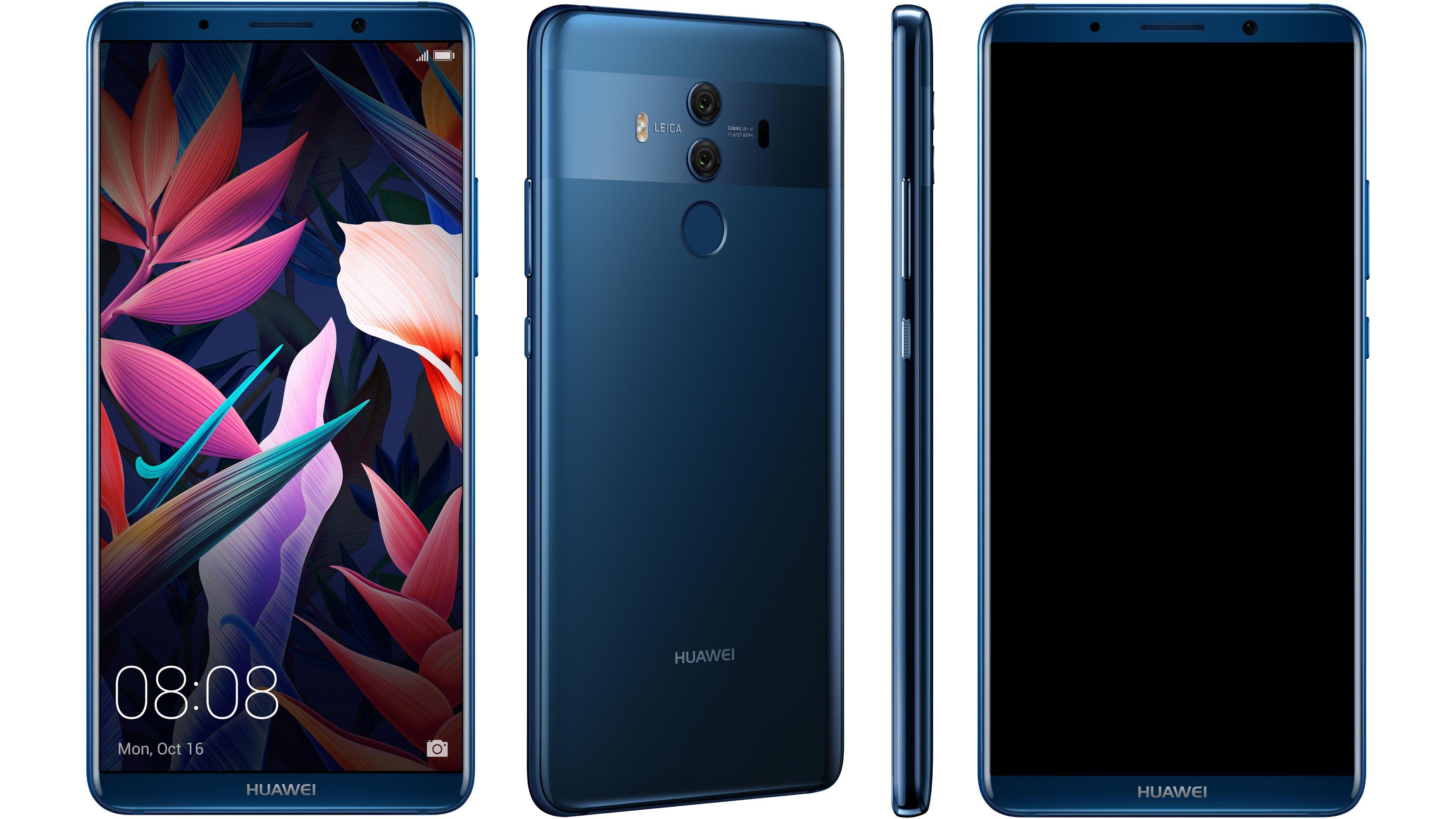 Huawei Mate 10 Pro International Giveaway Huawei Smartphone Cell Phone