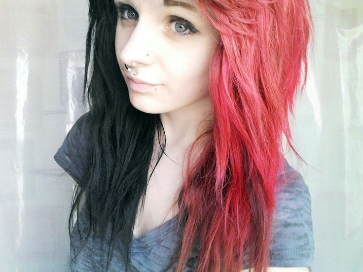 What I Wish My Hair Was Like Harley Quinn Style Things