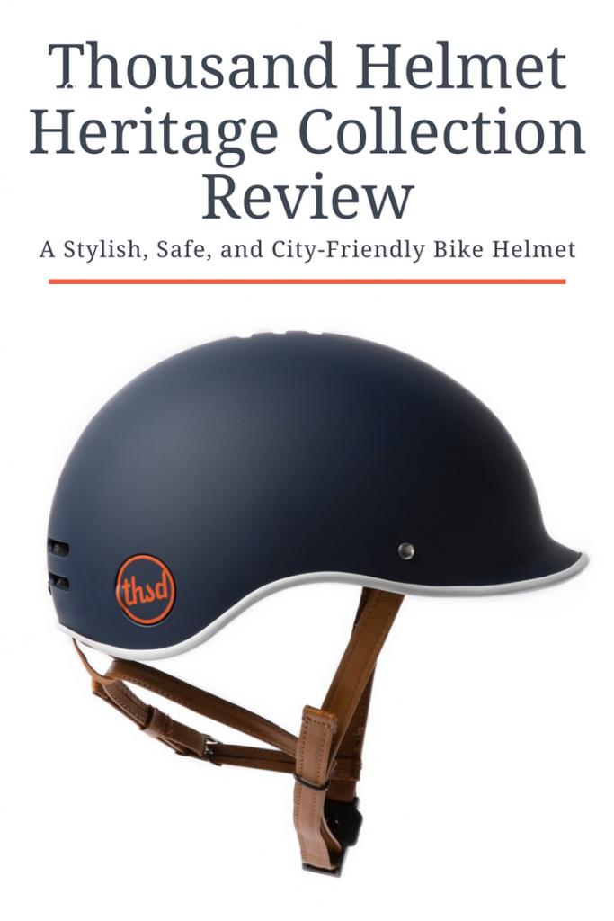 Thousand Helmet Heritage Collection Review Best Bike Helmet