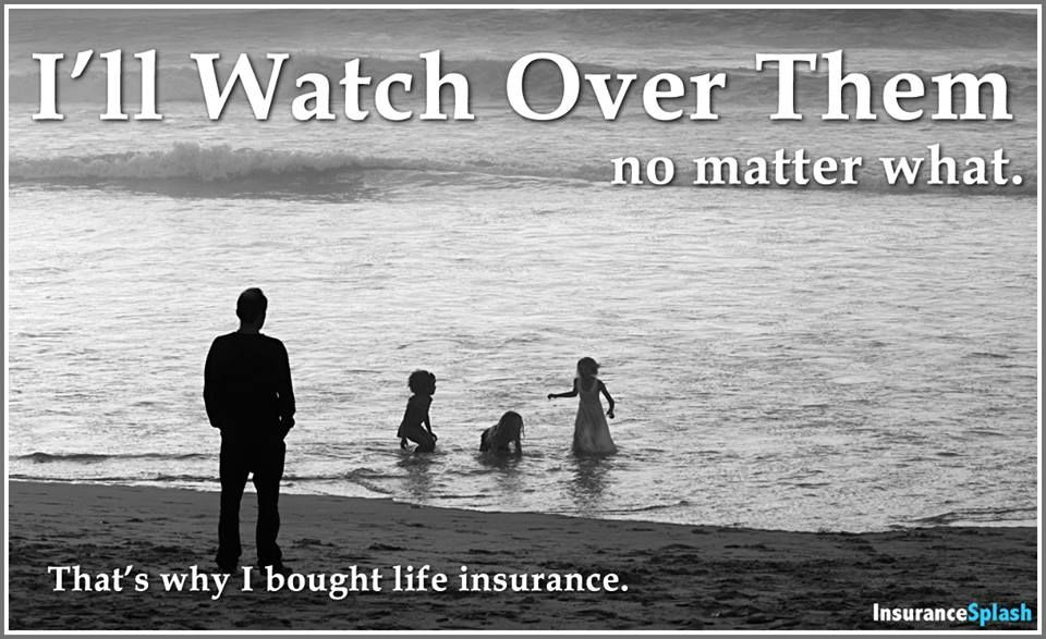 Having adequate life insurance can make sure the money is