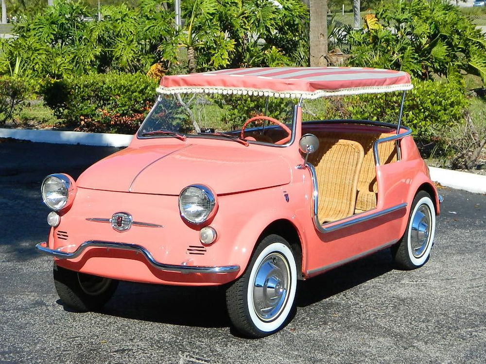 US $48,101.00 Used in eBay Motors, Cars & Trucks, Fiat | Gorgeous ...