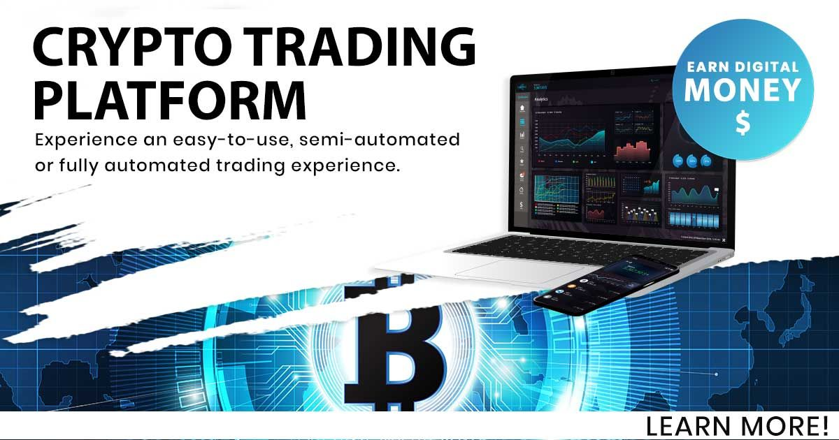 Trading cryptos has given a HUGE way to bost to my