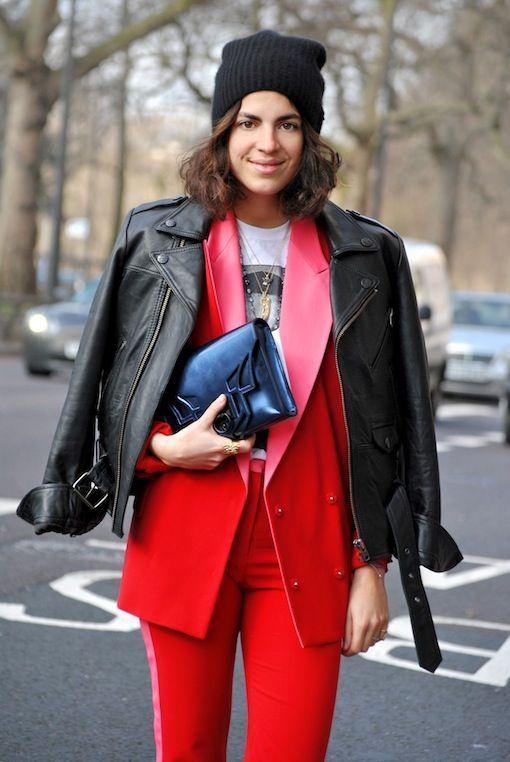 #LeandraMedine #fashion #lfw #handbags #reecehudson #collaborations #london #neimanmarcus #Manrepeller