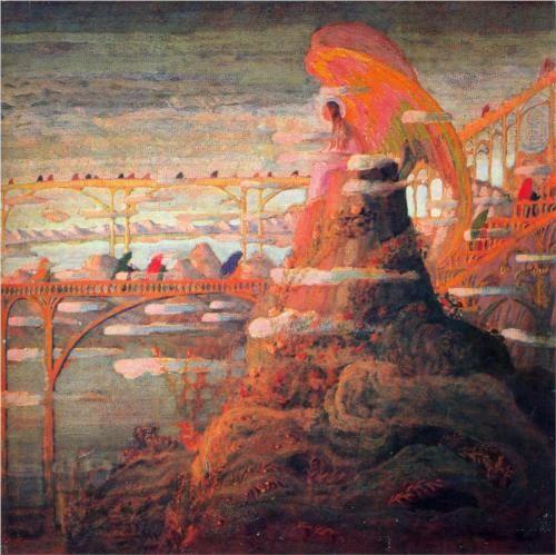 Angel (Angel prelude) - Mikalojus Ciurlionis