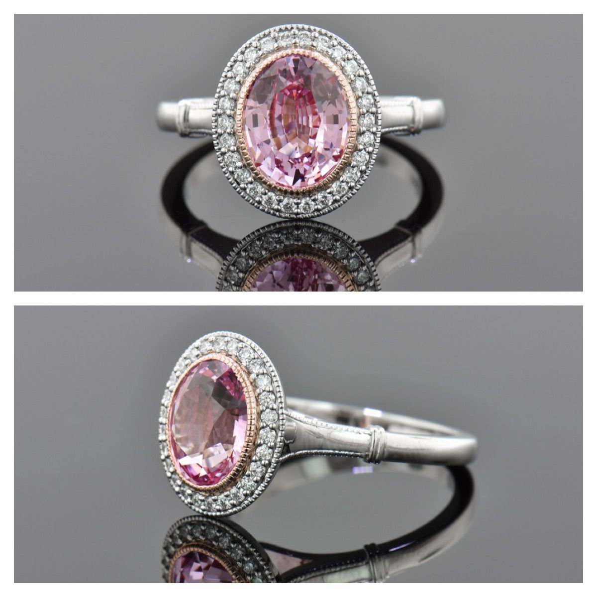 25++ Pink diamond engagement rings ideas in 2021