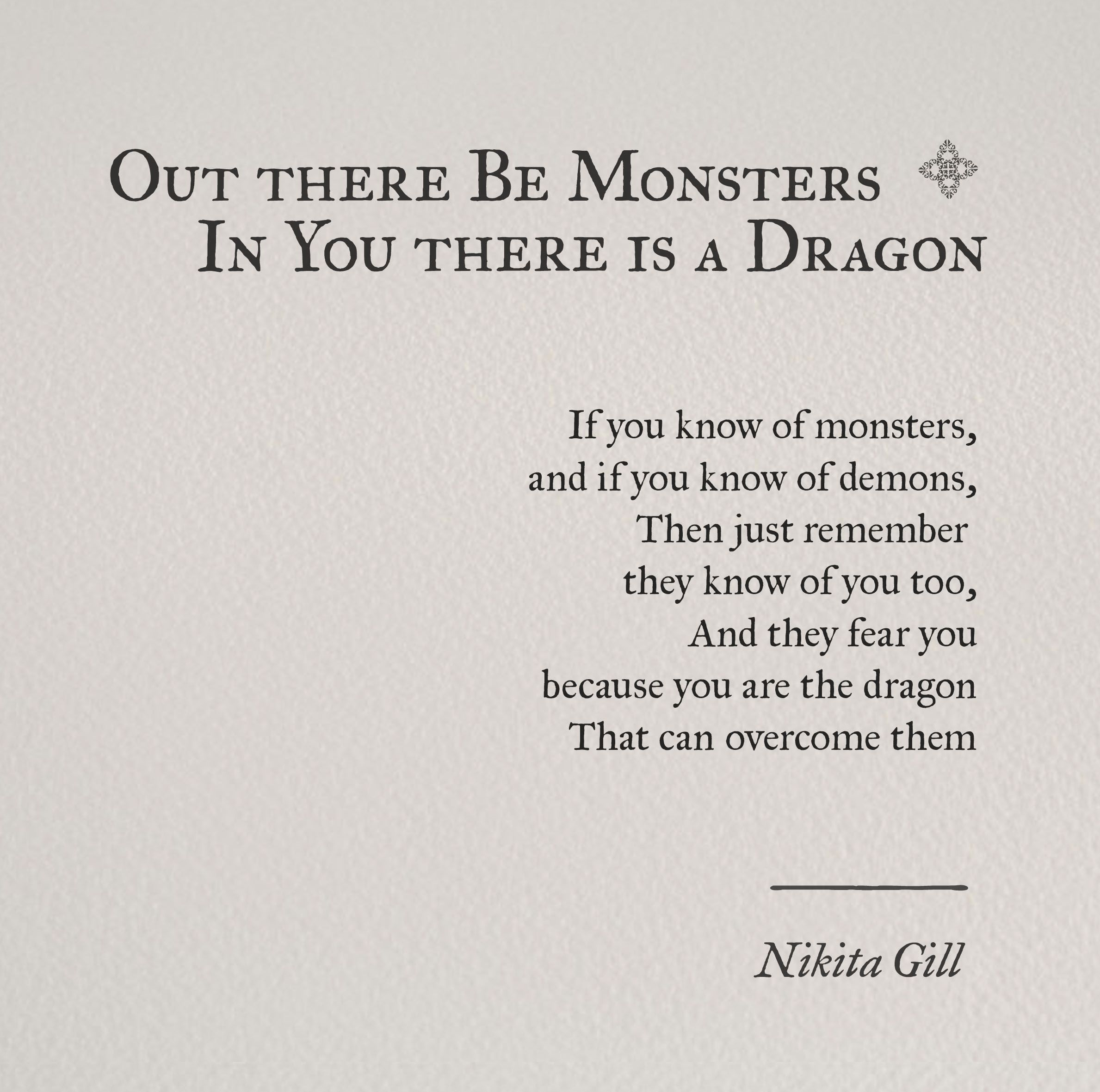 nikita gill #poetry #writing #quote | nikita gil | pinterest